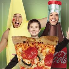 Food & Drinks Costumes