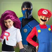Video Games Costumes